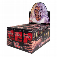 Iron Maiden: Blind Box ReAction Figures - Flat Box of 12